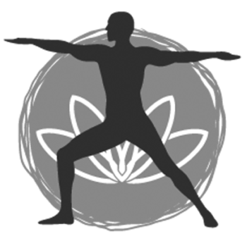 rolig yoga ikon