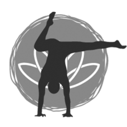 yoga styrke ikon