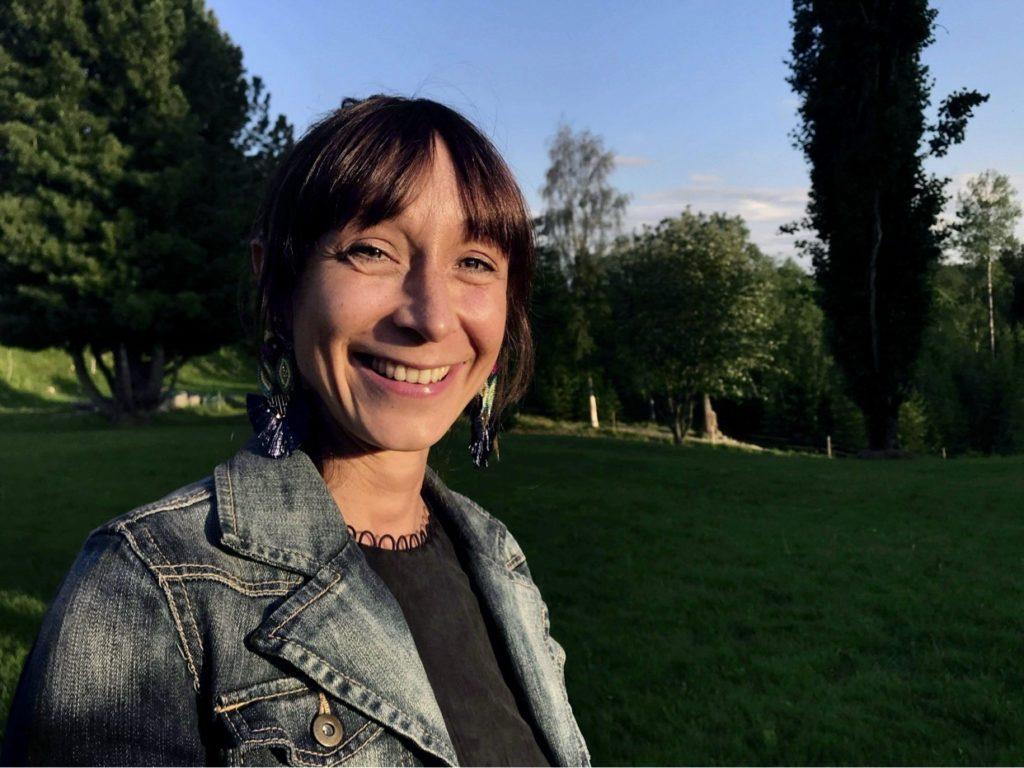 Pilatesinstruktør Susanne Frank
